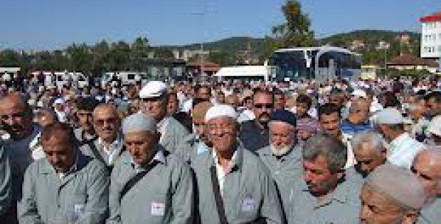 Hacı adayları üzerinde ince hesap yapılıyor