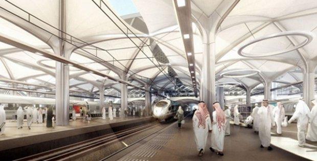 Haremeyn Demiryolu 2016'da hazır